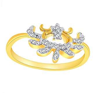 Maya Diamond Diamond Ring IDR00866SI-JK18Y