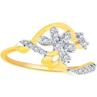 Maya Diamond Diamond Ring IDR00870SI-JK18Y
