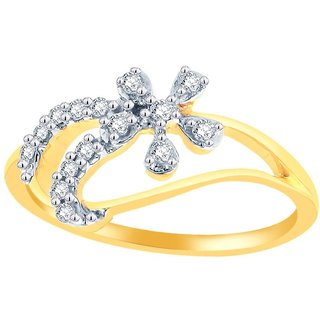 Shuddhi Diamond Ring IDR00882SI-JK18Y