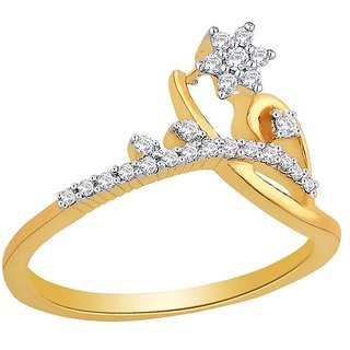 Maya Diamond Diamond Ring NRC563SI-JK18Y