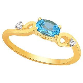 Maya Diamond Diamond Ring GIR00034SI-JK18Y