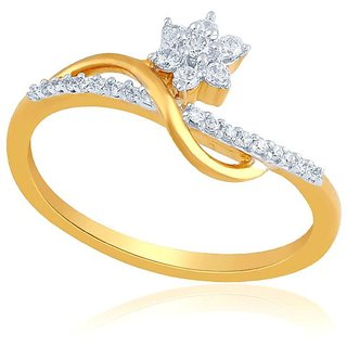 Nakshatra Diamond Ring NRC1089SI-JK18Y
