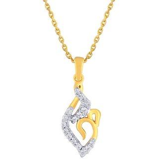 Nakshatra Diamond Pendant NPA081SI-JK18Y