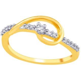 Asmi Diamond Ring PR15662SI-JK18Y