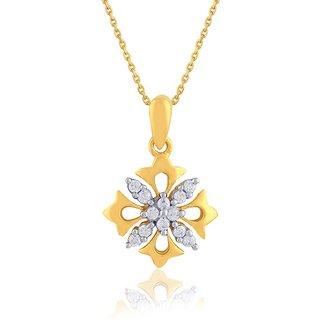 Sangini Diamond Pendant MIP00109SI-JK18Y
