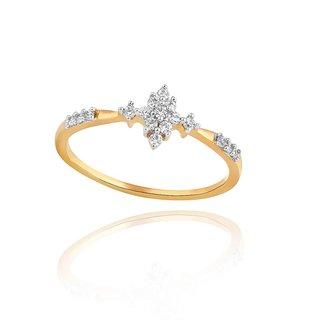Maya Diamond Diamond Ring PR19794SI-JK18Y
