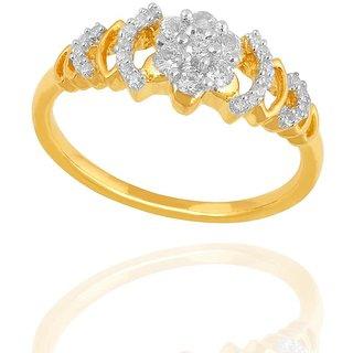 Maya Diamond Diamond Ring PR21351SI-JK18Y