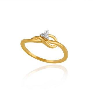 Maya Diamond Diamond Ring PR19370SI-JK18Y