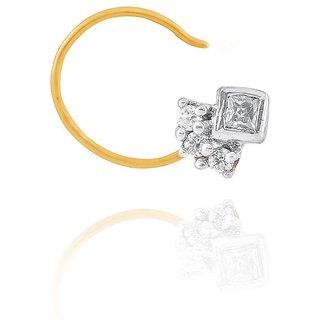 Sangini Diamond Nosepin DDJ00066SI-JK18Y