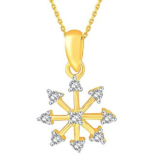Sangini Diamond Pendant DDP02526SI-JK18Y
