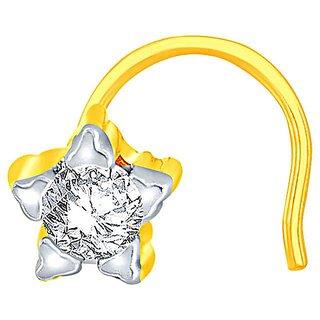Sangini Diamond Nosepin YDJ00059SI-JK18Y
