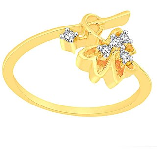 Maya Diamond Diamond Ring IDR00332SI-JK18Y