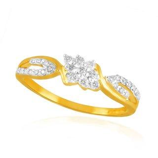 Asmi Diamond Ring PRA1R3406SI-JK18Y