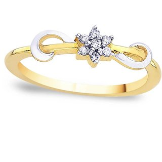 Beautiful diamond ring by Shuddhi