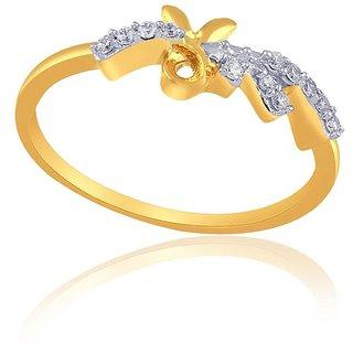 Asmi Diamond Ring PR20922SI-JK18Y