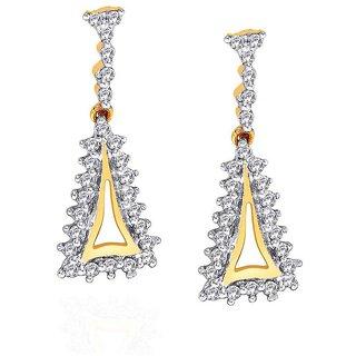 Sangini Diamond Earrings PRA1E3628SI-JK18Y