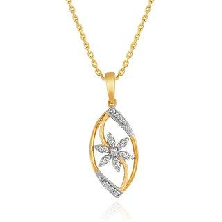 Nakshatra Diamond Pendant AAP015SI-JK18Y