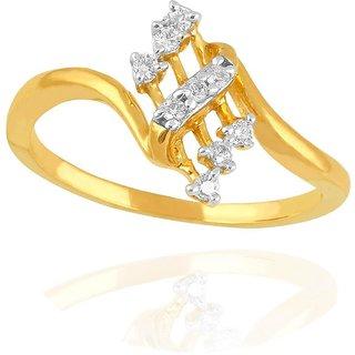 Maya Diamond Diamond Ring PR13560SI-JK18Y