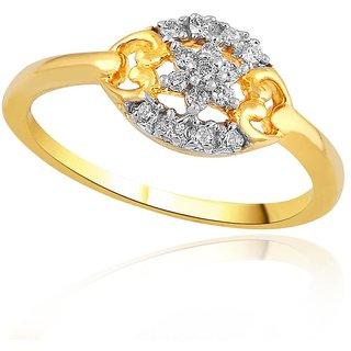 Maya Diamond Diamond Ring PR13570SI-JK18Y