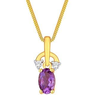 Shuddhi Diamond Pendant GIP00052SI-JK18Y