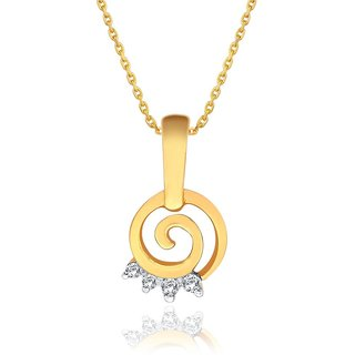 Beautiful diamond pendant by Gili