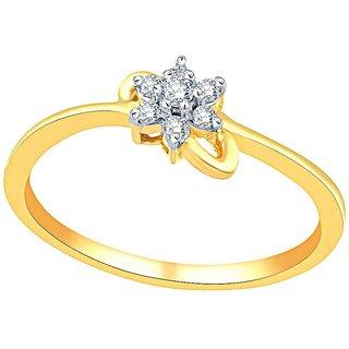 Nakshatra Diamond ring PR20702SI-JK18Y