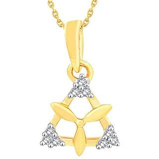 Gili Diamond Pendant BAP384SI-JK18Y