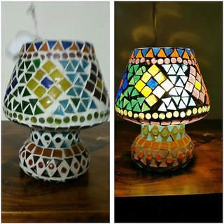 Decorative Candal Lamp 2 Pcs