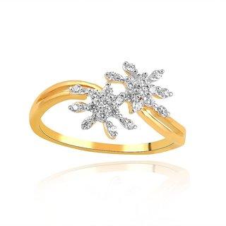 Maya Diamond Diamond Ring PR21956SI-JK18Y