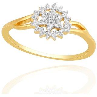 Maya Diamond Diamond Ring PR21408SI-JK18Y