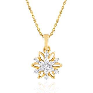 Nakshatra Diamond Pendant NPA042SI-JK18Y
