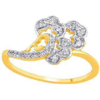 Asmi Diamond Ring PR19211SI-JK18Y