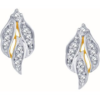 Asmi Diamond Earrings DDE00699SI-JK18Y