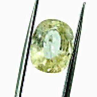 Fedput 5.25 Ratti yellow Sapphire pukhraj