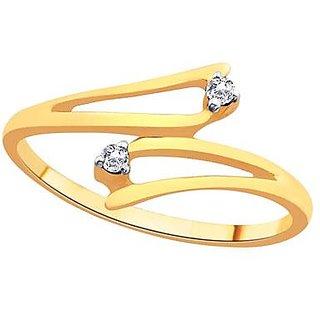 Shuddhi Diamond Ring TRL516SI-JK18Y