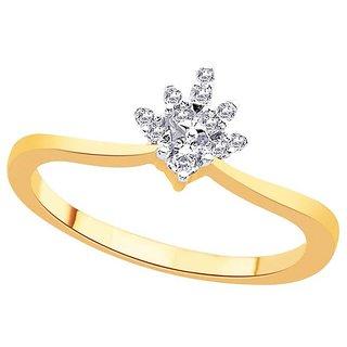 Maya Diamond Diamond Ring ADR00068SI-JK18Y