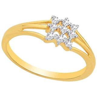 Maya Diamond Diamond Ring DDR02805SI-JK18Y