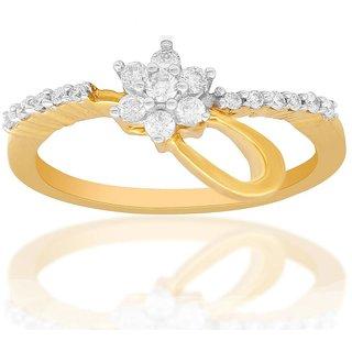 Maya Diamond Diamond Ring NRC578SI-JK18Y