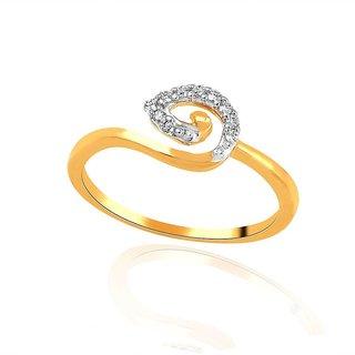 Maya Diamond Diamond Ring PR21947SI-JK18Y