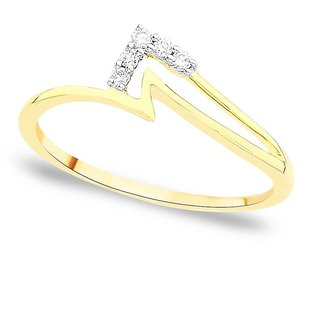 Shuddhi Diamond Ring DDR03250SI-JK18Y