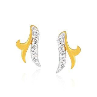 Asmi Diamond Earrings DDE00688SI-JK18Y