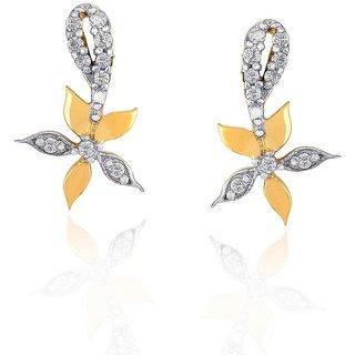 Sangini Diamond Earrings PE17317SI-JK18Y