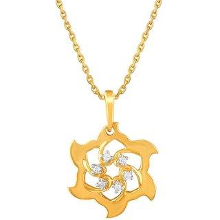 Gili Diamond Pendant LP11462SI-JK18Y