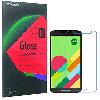 Motorola Moto G4 Play Tempered Glass Screen Guard By Aspir