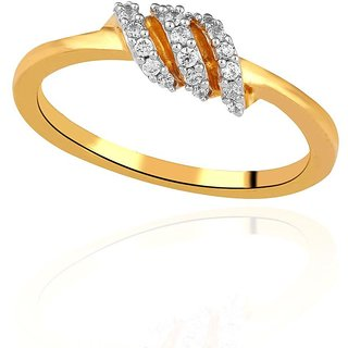 Asmi Diamond Ring AAR256SI-JK18Y