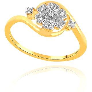 Maya Diamond Diamond Ring PR21828SI-JK18Y
