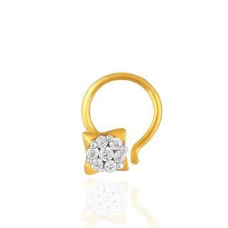 Shuddhi Diamond Nosepin LJ4185SI-JK18Y