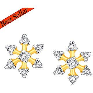 Sangini Diamond Earrings EE465SI-JK18Y