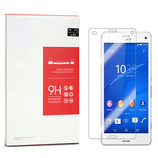 Sony Xperia C3 Dual Tempered Glass Screen Guard By Aspir