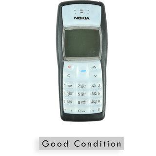 Nokia 1100  /Good Condition/Certified Pre Owned(6 Month WarrantyBazaar Warranty)